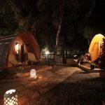 WOODEN TENT Nino – 2 guests